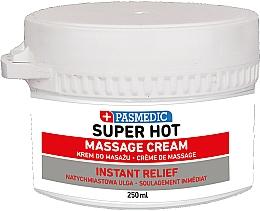 Fragrances, Perfumes, Cosmetics Super Hot Massage Body Cream - Pasmedic Super Hot Massage Cream