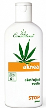 Fragrances, Perfumes, Cosmetics Cleansing Daily Tonic for Acne-Prone Skin - Cannaderm Aknea