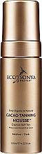 Fragrances, Perfumes, Cosmetics Cacao Self-Tanning Mousse - Eco by Sonya Eco Tan Cacao Tanning Mousse