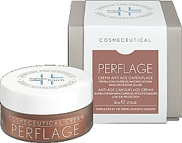 Fragrances, Perfumes, Cosmetics Camouflage Face Cream - Surgic Touch Perflage Anti Age Camouflage Cream
