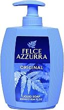Fragrances, Perfumes, Cosmetics Liquid Soap - Felce Azzurra Original