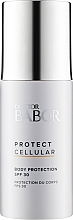 Fragrances, Perfumes, Cosmetics Moisturizing Sun Body Lotion - Doctor Babor Protect Cellular Body Protection SPF 30