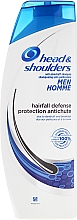 Fragrances, Perfumes, Cosmetics Anti-Hair Loss Shampoo - Head & Shoulders Hairfall Defense Shampoo