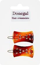 Fragrances, Perfumes, Cosmetics Hair Clip, 2 pcs - Donegal