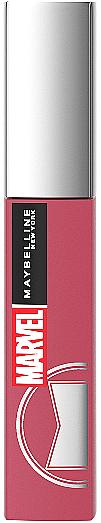 Matte Lipstick - Maybelline Super Stay Matte Ink Marvel