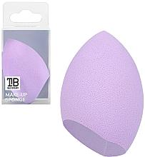 Fragrances, Perfumes, Cosmetics Makeup Sponge, purple - Tools For Beauty Olive 2 Cut Makeup Sponge Purple