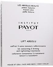 Fragrances, Perfumes, Cosmetics Set - Payot Pro Absolute Lift (f/mask/5pcs + neck/mask/5pcs)
