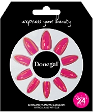 Fragrances, Perfumes, Cosmetics Artificial Nails with Glue, 3060 - Donegal Express Your Beauty
