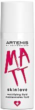Fragrances, Perfumes, Cosmetics Mattifying Fluid - Artemis of Switzerland Skinlove Mattifying Fluid