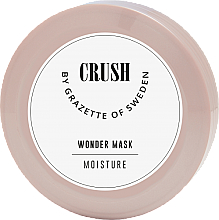 Fragrances, Perfumes, Cosmetics Moisturizing Hair Mask - Grazette Crush Wonder Mask
