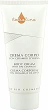 Fragrances, Perfumes, Cosmetics Body Cream - NeBiolina Body Cream With Oat Ceramides