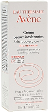 Fragrances, Perfumes, Cosmetics Cream for Extra Sensitive and Dry Skin - Avene Peaux Hyper Sensibles Skin Recovery Cream