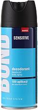 Fragrances, Perfumes, Cosmetics Deodorant-Spray Sensitive - Bond Expert Deodorant Body Spray