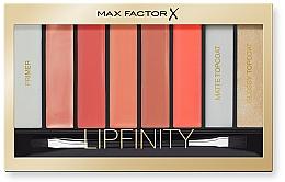 Fragrances, Perfumes, Cosmetics Lipstick Palette - Max Factor Lipfinity Palette