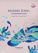 Fragrances, Perfumes, Cosmetics Nourishing Face Mask - Shangpree Marine Jewel Nourishing Mask