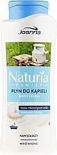 Fragrances, Perfumes, Cosmetics Bubble Bath - Joanna Naturia Family Bath Foam Goat Milk