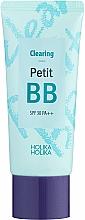 Fragrances, Perfumes, Cosmetics Cleansing BB Cream - Holika Holika Clearing Petit BB Cream