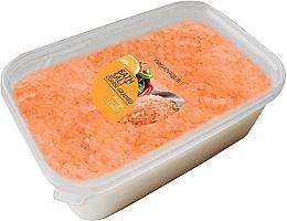 "Fragrances, Perfumes, Cosmetics Coarse-Grained Bath Salt ""Orange and Chilli"" - Organique Bath Salt Orange & Chili"