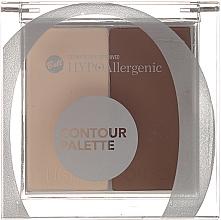 Fragrances, Perfumes, Cosmetics Contour Palette - Bell HypoAllergenic Contour Palette