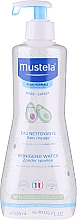 Fragrances, Perfumes, Cosmetics Cleansing Face & Body Water - Mustela Cleansing Water No-Rinsing With Avocado