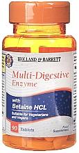 "Fragrances, Perfumes, Cosmetics Dietary Supplement ""Multi-Digestive Enzyme"" - Holland & Barrett Multi-Digestive Enzyme"