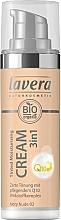 Fragrances, Perfumes, Cosmetics Moisturizing Foundation - Lavera Tinted Moisturizing Cream 3-in-1 Q10
