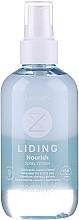 Fragrances, Perfumes, Cosmetics Detangling Spray for Dry Hair - Kemon Liding Norish Spray 2Phase