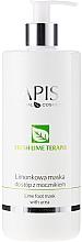 Fragrances, Perfumes, Cosmetics Urea Foot Mask - APIS Professional Fresh Lime Terapis Lime Foot Mask With Urea