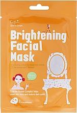Fragrances, Perfumes, Cosmetics Refreshing Sheet Mask - Cettua Brightening Facial Mask