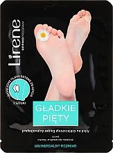 Fragrances, Perfumes, Cosmetics Foot Mask - Lirene Dermo Program