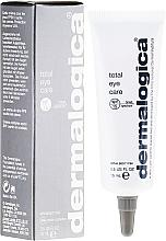 Fragrances, Perfumes, Cosmetics Complex Eye Cream - Dermalogica Total Eye Care SPF 15