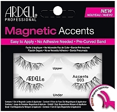 Fragrances, Perfumes, Cosmetics False Lashes - Ardell Magnetic Lashes Accent 003