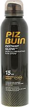 Fragrances, Perfumes, Cosmetics Illuminating Sun Spray - Piz Buin Instant Glow Skin Illuminating Sun Spray SPF15