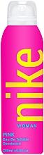 Fragrances, Perfumes, Cosmetics Nike Pink Woman - Deodorant