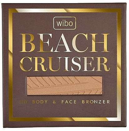 Face & Body Bronzer - Wibo Beach Cruiser Body&Face Bronzer