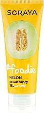 Fragrances, Perfumes, Cosmetics Moisturising Foot Mousse - Soraya Foodie Melon Mus