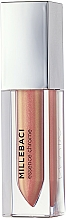 Fragrances, Perfumes, Cosmetics Long-Lasting Lipstick - NoUBA Millebaci Essence Chrome