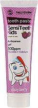 Fragrances, Perfumes, Cosmetics Toothpaste - Frezyderm SensiTeeth Kids Tooth Paste 500ppm