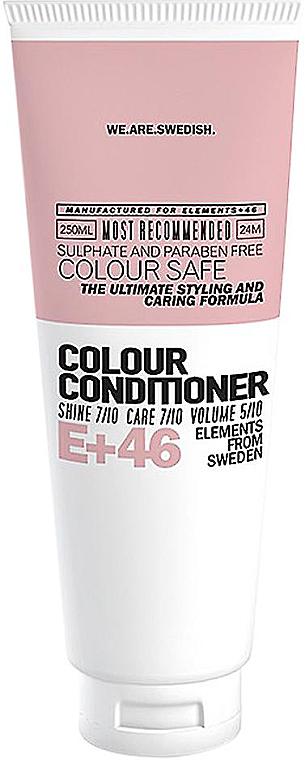 Colored Hair Conditioner - E+46 Colour Conditioner — photo N1