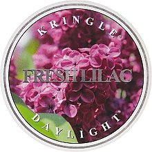 Fragrances, Perfumes, Cosmetics Scented Candle - Kringle Candle Fresh Lilac
