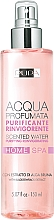 Fragrances, Perfumes, Cosmetics Cleansing Tone-Up Water with Brown Algae Extract - Pupa Home Spa Purifying, Reinvigorating Scented Water