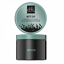Fragrances, Perfumes, Cosmetics Hair Styling Clay - Revlon D:fi Matte Clay