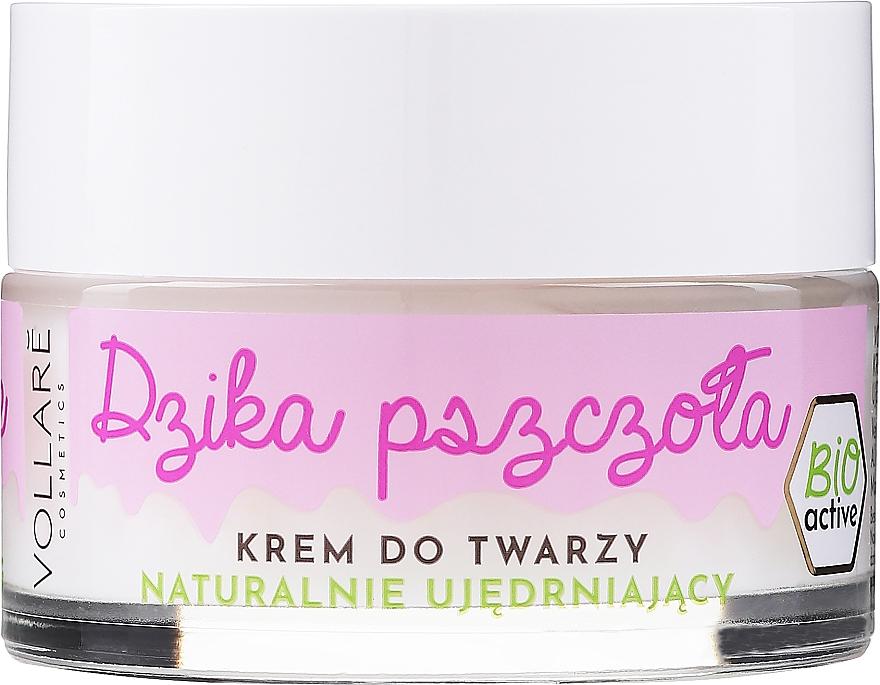 Firming Face Cream 'Wild Bee' - Vollare