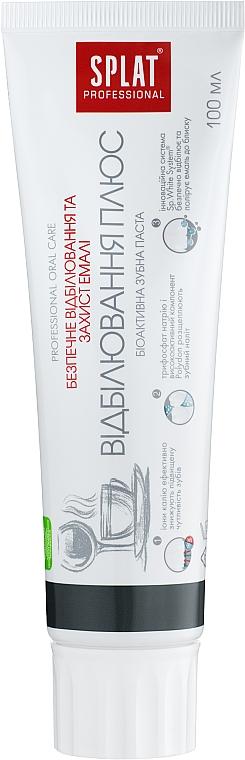 Toothpaste Professional White plus - SPLAT
