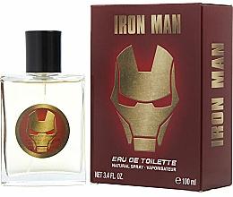 Fragrances, Perfumes, Cosmetics Air-Val International Marvel Iron Man - Eau de Toilette