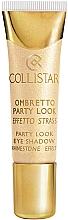 Fragrances, Perfumes, Cosmetics Creamy Eyeshadow - Collistar Party Look Eye Shadow Rhinestone Effect