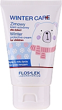 Fragrances, Perfumes, Cosmetics Protective Cream for Kids - Floslek Winter Care