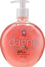 """Fragrances, Perfumes, Cosmetics Liquid Soap """"Rosehip"""" - Seal Cosmetics Dagne Liquid Soap"""
