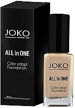 Fragrances, Perfumes, Cosmetics Foundation - Joko All In One Foundation