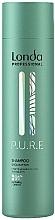 Fragrances, Perfumes, Cosmetics Hair Shampoo - Londa Professional P.U.R.E Shampoo
